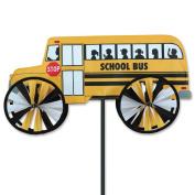 46cm . School Bus Spinner