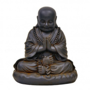 Hi-Line Gift Ltd. Buddha Praying Statue