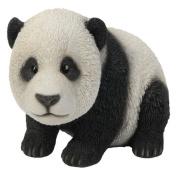 Hi-Line Gift Ltd. Baby Panda Crawling Garden Statue