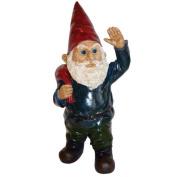 Michael Carr Hi Neighbour Gnome Resin Statue