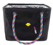 Cute Bathing Basket Waterproof Wash Bag Portable Bath Baskets [Portable]