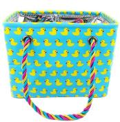 Cute Bathing Basket Waterproof Wash Bag Portable Bath Baskets [lovely]