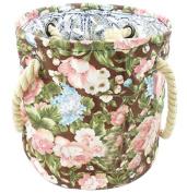 Beautiful Bathing Basket Waterproof Wash Bag Portable Bath Baskets #4