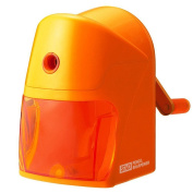 Kutsuwa STAD super safe desktop pencil sharpener RS015OR Orange