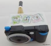 Black Camera Shape Mechanical Pencil Sharpener