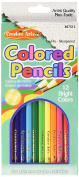 Creative Arts Coloured Pencils 12/Pkg-12/Pkg