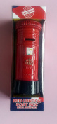 Die Cast Red London Post Box With Pencil Sharpener