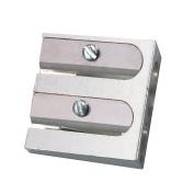Herlitz Aluminium Double Sharpener