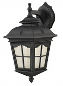 Canarm IOL219L9BK Jefferson Outdoor 1 Light, Black