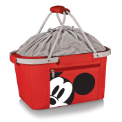 Disney Classics Mickey Mouse Metro Basket Collapsible Cooler Tote