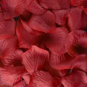Silk Fabric Flower Mini Rose Petals for Weddings (1000 Pieces)