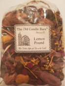 Lemon Pound Potpourri Large Bag - Perfect For Spring, Summer, Fall, and Winter Decoration or Bowl Filler