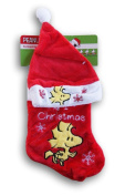Peanuts Woodstock My 1st Christmas Plush Stocking and Hat