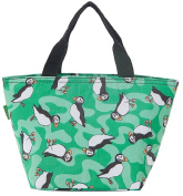 Eco Chic Lunch Insulated Cool Bag / Cooler Bag / Picnic Bag / Packed Lunch Bag