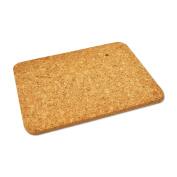 "Cork Table Mat, coarse-grained ""classic"" - rectangular 400 x 300 x 3 mm"