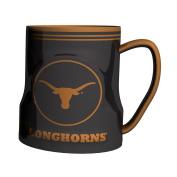 NCAA Texas Longhorns Sculpted Game Time Coffee Mug, 530ml