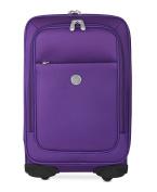 Joy Mangano Carryon Dresser, Purple