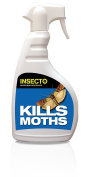 Insecto 500ml Ready to use House Home Food Pantry Moth Spray Killer moths