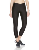 Under Armour Women's Heat Gear Armour Ankle Crop Running Leggings