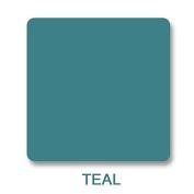 Teal Batik Egg Dye