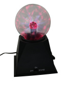 Plasma Ball Touch Sensitive Novelty Science Lamp For Kids