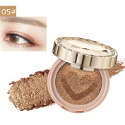 HKFV Amazing New Fashion Charming Style Design Single Colour Eyeshadow Powder Eyes Makeup Powder Long Lasting Press Powder Cosmetics Makeup