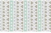 The Rug Market Sienna Plush Floor Rug, Grey/White, 2.8x4.8