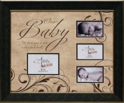 Artistic Reflections Our Baby Photo Frame