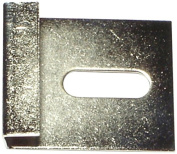 Hard-to-Find Fastener 014973157326 21Ga Mirror Clip, 2.5cm x 3.2cm