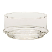 Living & Co Glass Serve Bowl 12cm x 6cm
