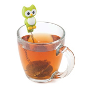 Hoot Tea Cup Infuser - Green