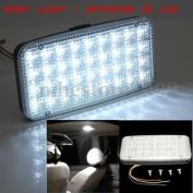 Etbotu DC 12V 36 LED Vehicle Interior Ceiling Light Roof Lamp for Car Truck Auto Van