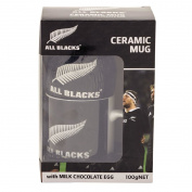 All Blacks Boxed Mug & Chocolate Egg Gift Pack 100g