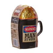 Man Cave Man Cave Mug with Chocolate Egg