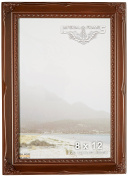 MyFrameStore No.621 Solid Wood Picture Photo/Diploma/Poster Frame, 20cm by 30cm , Dark Walnut