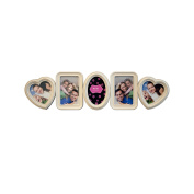 Connected Hearts Photo Frame