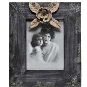 Caffco International Wood Camellia Picture Frame, 13cm x 18cm