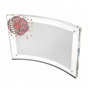 Deflecto Magnetic Frame, Clear, 15cm x 10cm