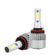 erthome H11 110W 16000LM LED Headlight Conversion Kit Car Beam Bulb Driving Lamp 6000K Magic