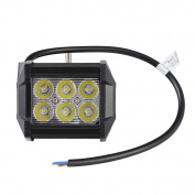 Himanjie 50W / 150 LED High Bay Lighting, Super Bright Commercial Light, Sale Price, Cold White(6000-6500K), Industrial Chandelier for Warehouse, Factory, Office, Workshop, Basement and Commercial Premises [Energy Class A+]