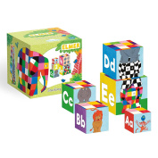 Elmer The Elephant Stacking Blocks
