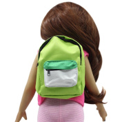 Doll Bag,MML Lovely Doll Backpack Carrier Adorable Accessory For Fits 15 to 46cm Dolls