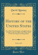 History of the United States, Vol. 2 of 3