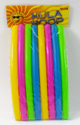 Hula Hoop Summer Fun Multi-Coloured Adults Kids Fitness Large Outdoors Games