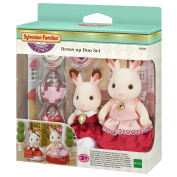 Sylvanian Families 6001 Dress up Duo Set, New 2018 Town Series Product