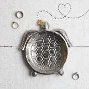 Handcrafted Turtle Trinket Dish Accessories Decorative Jewellery Dish Catch All Plate