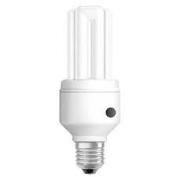 Sensor Light 15w ES/E27 Warm White, 2700K, A Rated 850 Lumens 8,000 Hours Dusk To Dawn
