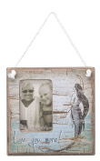 Primitives by Kathy Mini Frame, Love You More, 4.5 Square Inch