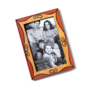"Demdaco This Thing Called Family Collection ""Swirl Edge Border"" Picture Frame, 10cm by 15cm"