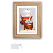 Wood picture frame 10 x 15 cm